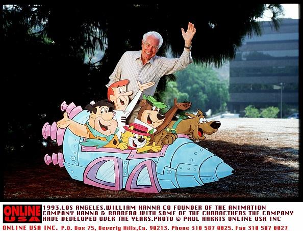 アニメ「Hollywood Los Angeles William Hanna Co Founder Of The Animation Company Hanna And Barbera」:写真・画像(12)[壁紙.com]