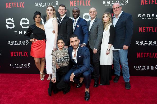 """J R Smith「Netflix's """"Sense8"""" Series Finale Fan Screening」:写真・画像(18)[壁紙.com]"""