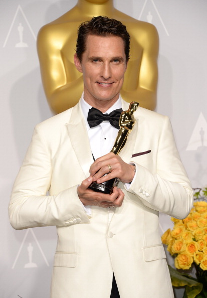 Matthew McConaughey「86th Annual Academy Awards - Press Room」:写真・画像(17)[壁紙.com]