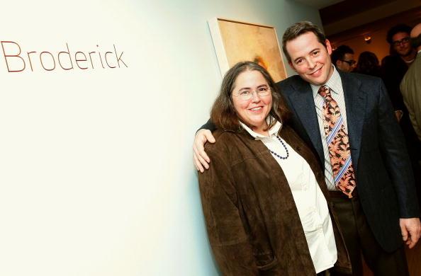 Sister「Matthew Broderick And Sarah Jessica Parker Host Patricia Broderick Art Opening」:写真・画像(5)[壁紙.com]