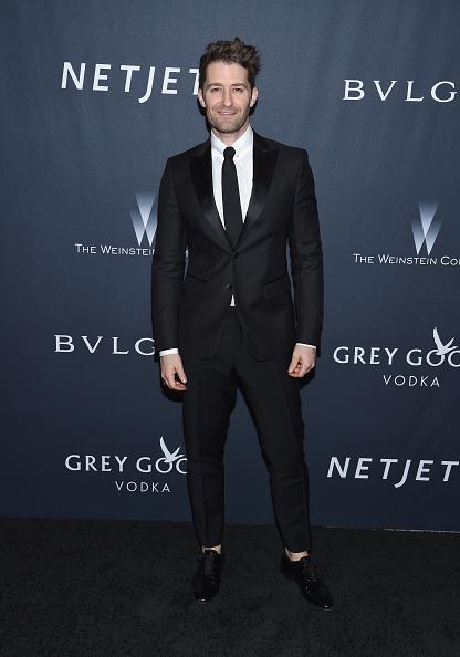 無精ヒゲ「The Weinstein Company's Pre-Oscar Dinner in partnership with Bvlgari and Grey Goose」:写真・画像(3)[壁紙.com]