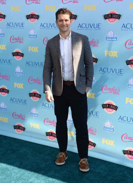 Open Collar「Teen Choice Awards 2013 - Arrivals」:写真・画像(5)[壁紙.com]