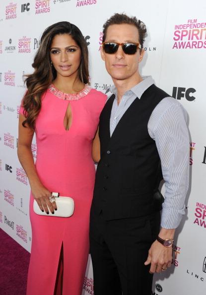 Hot Pink「2013 Film Independent Spirit Awards - Red Carpet」:写真・画像(13)[壁紙.com]