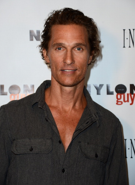 One Man Only「NYLON Guys And Macy's INC Celebrate The September Issue With Host Matthew McConaughey」:写真・画像(3)[壁紙.com]