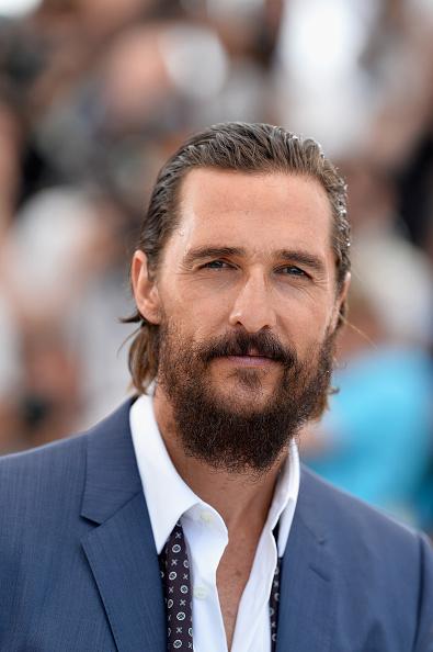 "Matthew McConaughey「""The Sea Of Trees"" Photocall - The 68th Annual Cannes Film Festival」:写真・画像(7)[壁紙.com]"