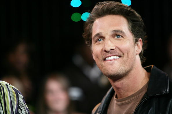 Cable Television「MTV TRL With Nelly and Matthew McConaughey」:写真・画像(8)[壁紙.com]