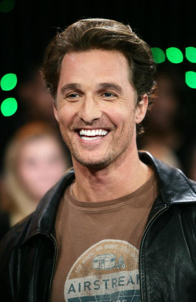 Cable Television「MTV TRL With Nelly and Matthew McConaughey」:写真・画像(7)[壁紙.com]