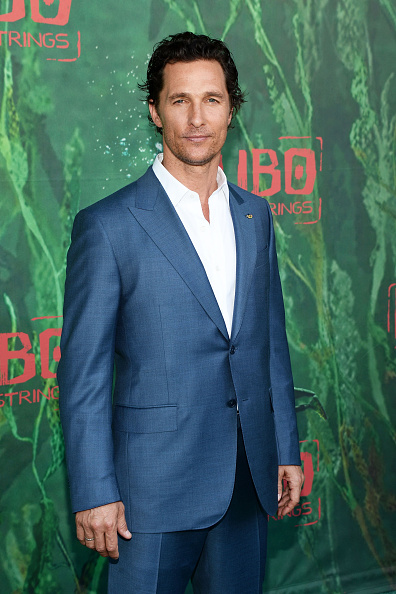 "Matthew McConaughey「Premiere Of Focus Features' ""Kubo And The Two Strings"" - Arrivals」:写真・画像(6)[壁紙.com]"