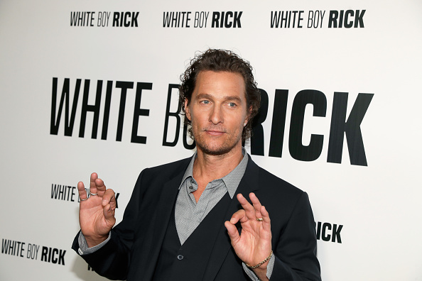 Matthew McConaughey「CinemaCon 2018 - Gala Opening Night Event: Sony Pictures Entertainment Exclusive Presentation」:写真・画像(3)[壁紙.com]