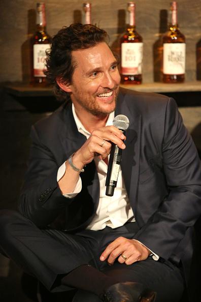 Matthew McConaughey「World Premiere of the Wild Turkey Campaign with Matthew McConaughey and Jimmy & Eddie Russell」:写真・画像(13)[壁紙.com]