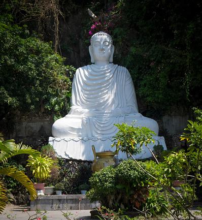 Buddha statue「Tan Thai Pagoda」:スマホ壁紙(12)