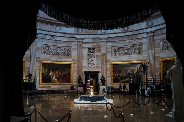 Rotunda「Washington DC In Mourning For Late President George H.W. Bush」:写真・画像(6)[壁紙.com]