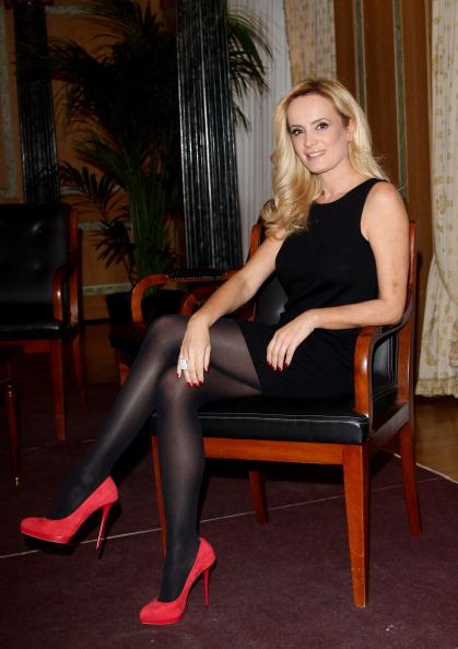 """Stockings「""""Le Amiche Del Sabato"""" Italian TV Show Photocall」:写真・画像(15)[壁紙.com]"""
