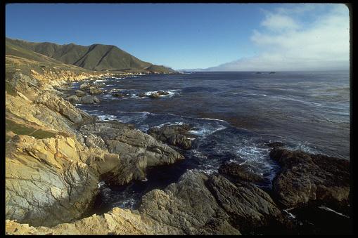 Big Sur「Coastline at Big Sur」:スマホ壁紙(12)