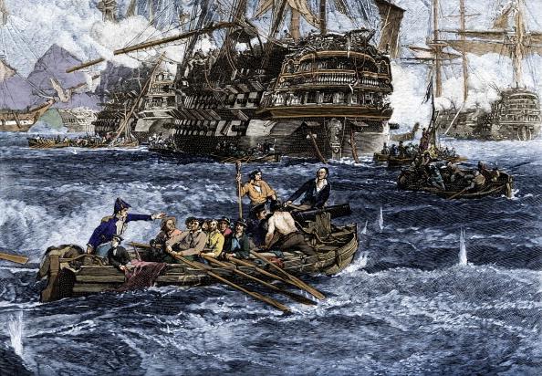 Ship「Bombardment of Algiers 1816」:写真・画像(17)[壁紙.com]