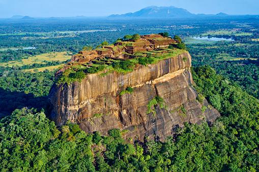Sri Lanka「Sri Lanka, Sigiriya Lion Rock fortress」:スマホ壁紙(13)