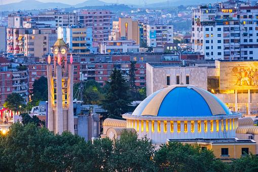 Albania「Albania, Tirana, resurrection cathedral, albanian orthodox church」:スマホ壁紙(0)