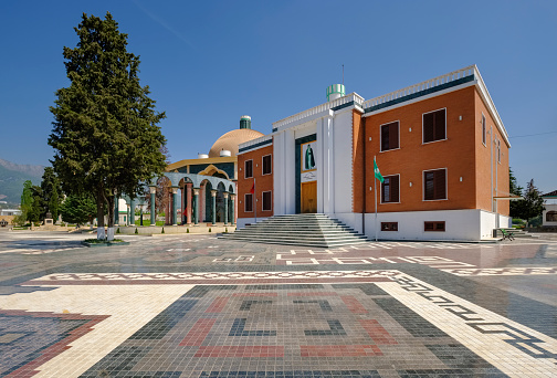 Albania「Albania, Tirana, World Bektashi Center」:スマホ壁紙(13)