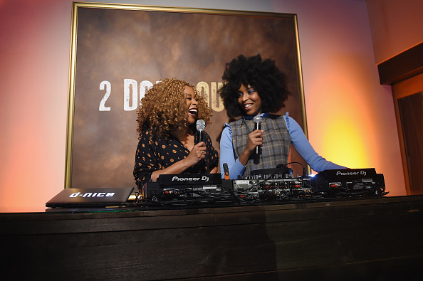"Two People「HBO's ""2 Dope Queens"" Winter Soiree at Sundance」:写真・画像(3)[壁紙.com]"