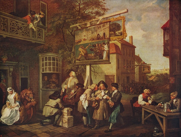18th Century Style「The Election: Canvassing For Votes」:写真・画像(15)[壁紙.com]