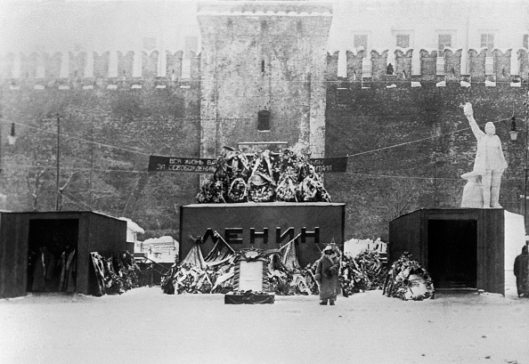 都市景観「The First Temporary Lenin Mausoleum」:写真・画像(11)[壁紙.com]