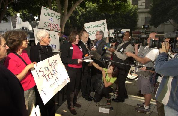 Support「Ex-SLA Member Sara Jane Olson In Court」:写真・画像(4)[壁紙.com]