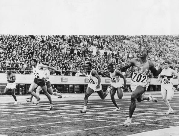 100 Meter「Record Setter」:写真・画像(0)[壁紙.com]
