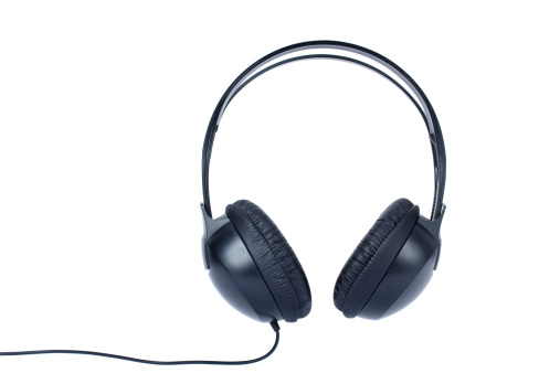 Radio「Headphones on White」:スマホ壁紙(19)
