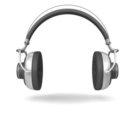 Headphone「ヘッドフォン」:スマホ壁紙(19)