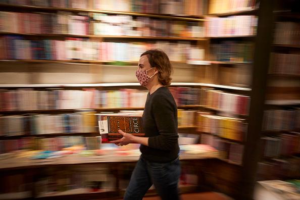 F Scott Fitzgerald「Second Generation Bookstore Risks Closure In Coronavirus Lockdown」:写真・画像(15)[壁紙.com]