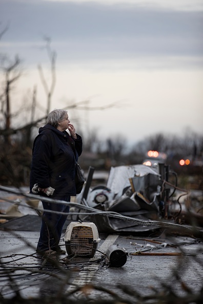 Tennessee「Nineteen Dead As Tornadoes Roar Across Tennessee, Including Nashville」:写真・画像(7)[壁紙.com]