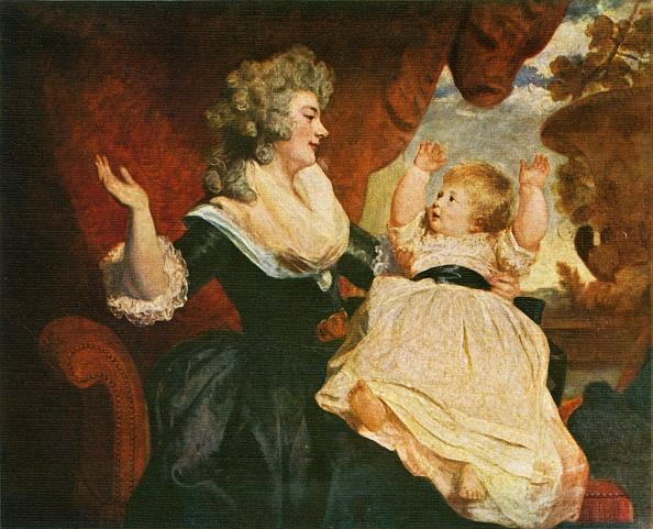 Human Arm「Duchess Of Devonshire And Child」:写真・画像(6)[壁紙.com]