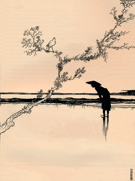 Water's Edge「The Nightingale 1897」:写真・画像(4)[壁紙.com]