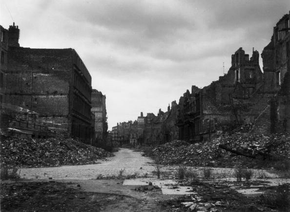 Hamburg - Germany「War Damaged」:写真・画像(19)[壁紙.com]