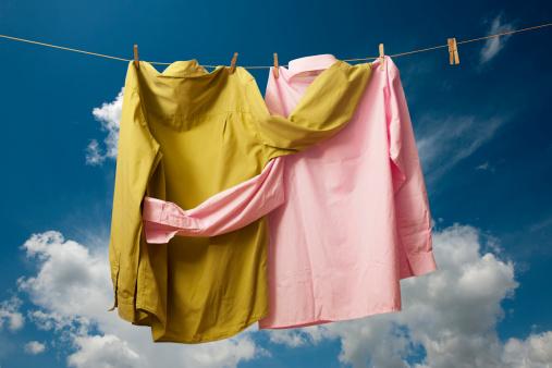 Bonding「clean laundry」:スマホ壁紙(13)