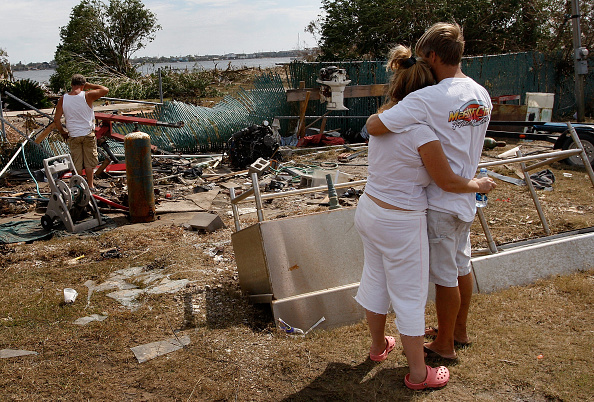 Hurricane Ike「Coastal Texas Faces Heavy Damage After Hurricane Ike」:写真・画像(9)[壁紙.com]
