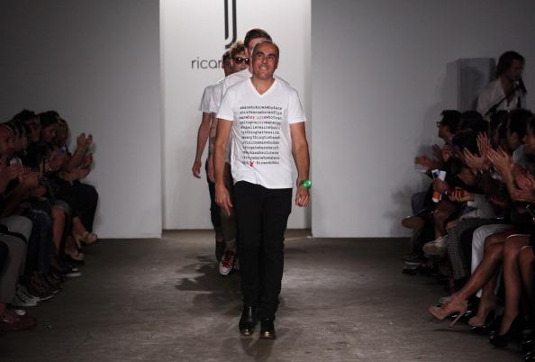 Spring Collection「Ricardo Seco - Runway - Spring 2013 Mercedes-Benz Fashion Week」:写真・画像(9)[壁紙.com]