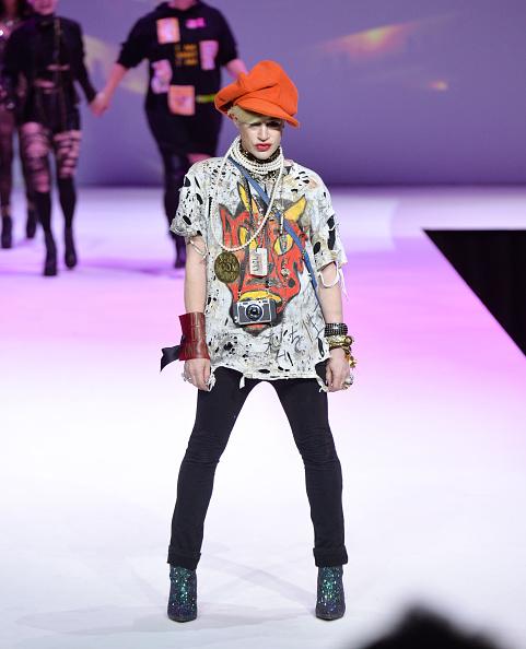 Black Jeans「Popoganda By Richie Rich - Runway - February 2017 - New York Fashion Week」:写真・画像(11)[壁紙.com]