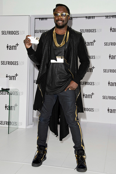 Chunky Jewelry「Selfridges Launch will.i.am's Range Of iPhone Camera Accessories - Photocall」:写真・画像(6)[壁紙.com]