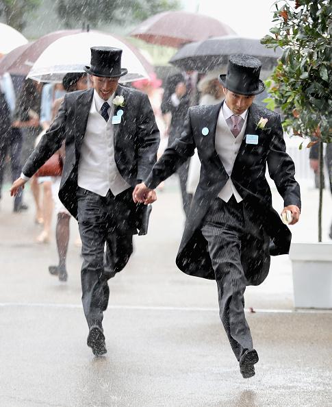Torrential Rain「Royal Ascot - Day 1」:写真・画像(15)[壁紙.com]