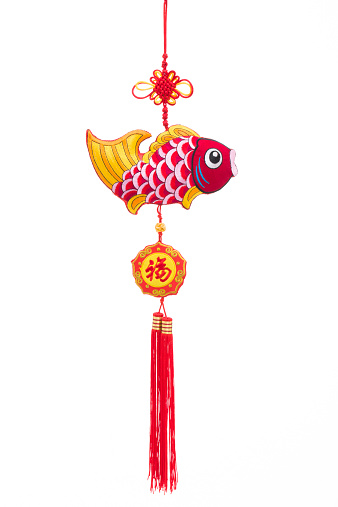 お正月「Chinese New Year decoration」:スマホ壁紙(11)