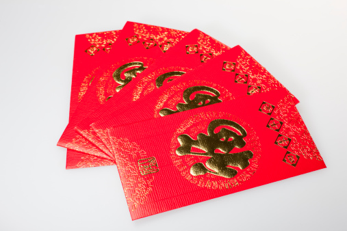春節「Chinese New Year Red Envelopes」:スマホ壁紙(14)