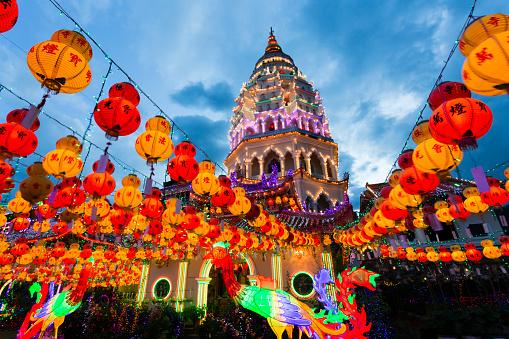Chinese Lantern「Chinese New Year - Brief」:スマホ壁紙(11)