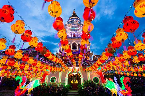 Chinese Lantern「Chinese New Year - Brief」:スマホ壁紙(6)