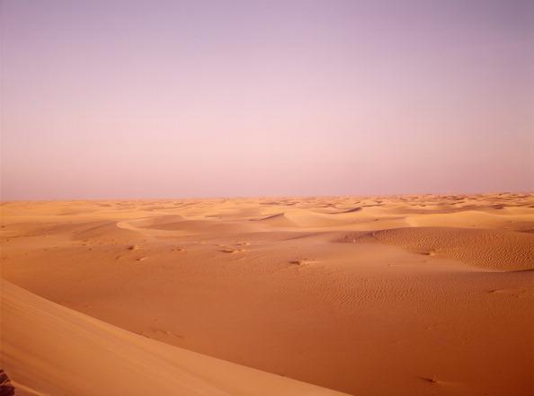 Desert Area「Algerian Sahara」:写真・画像(2)[壁紙.com]