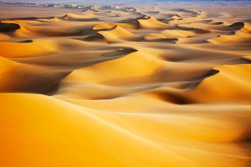 Wilderness Area「Sand dunes at sunrise」:スマホ壁紙(10)