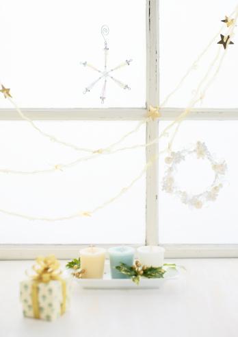 リース「Christmas image」:スマホ壁紙(5)