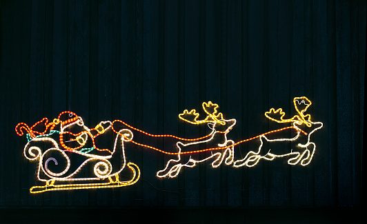 Sled「Christmas illumination」:スマホ壁紙(19)
