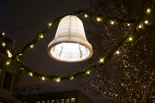 Bell「Christmas in Norway, decoration on the streets」:スマホ壁紙(9)
