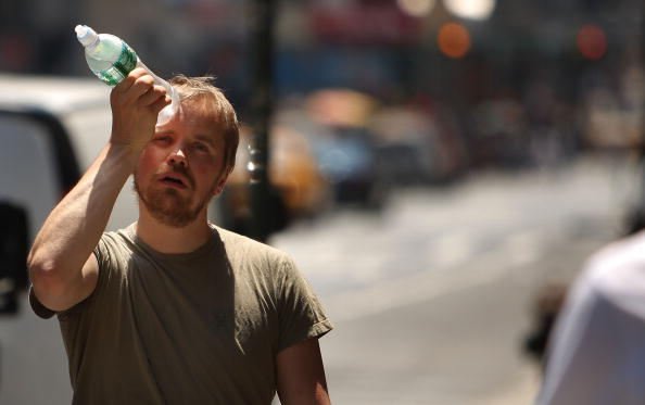 Heat - Temperature「New York City Hit With Stifling Record Heat」:写真・画像(0)[壁紙.com]
